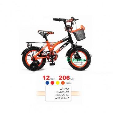 دوچرخه بچه گانه bonito بونیتو کد BYC-00092 سایز 12 مدل 2015