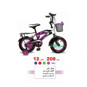 دوچرخه بچگانه bonito بونیتو کد BYC-00094 سایز 12 مدل 2015