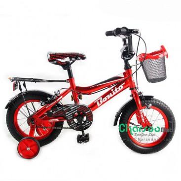 دوچرخه بچگانه بونیتو bonito کد BYC-00103 سایز 12 مدل 2016