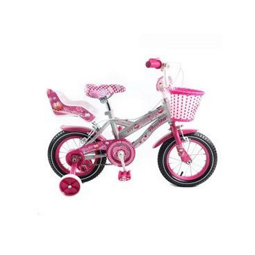دوچرخه بچگانه دخترانه فانتزی bonito بونیتو کد BYC-00106 سایز 12 مدل 2016