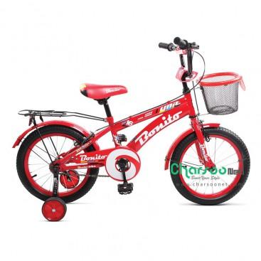دوچرخه بچگانه بونیتو Bonito کد BYC-00166 سایز 16 مدل 2016