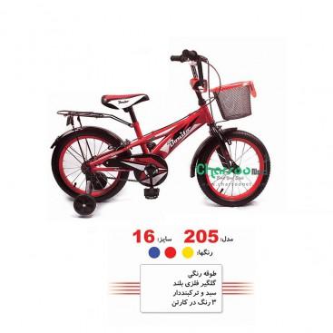 دوچرخه بونیتو Bonito اصل کد BYC-00169 سایز 16 مدل 2015