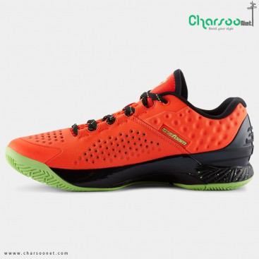 کتانی بسکتبال UNDER ARMOUR CHARGED FOAM CURRY 1 2016
