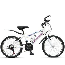دوچرخه دخترانه کوهستان دنده پرشی Bonito بونیتو کد BYC-00121 سایز 20 مدل 2015