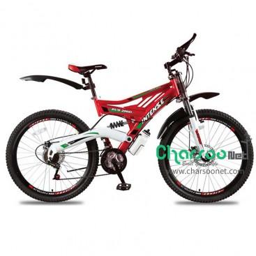 دوچرخه آپاچی اینتنس Intense کد BYC-00133 سایز 24 مدل 2016