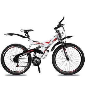 دوچرخه آپاچی دو کمک موتوری Intense اینتنس کد BYC-00135 سایز 26 مدل 2016
