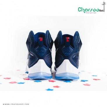 کفش بسکتبال اورجینال NIKE LEBRON 13 TOMORROW