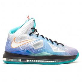 کتونی بسکتبال نایک Nike Lebron X Pure Platinum