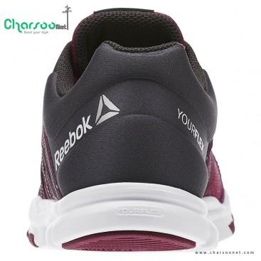 کفش مخصوص پیاده روی زنانه ریبوک Reebok Yourflex Trainette 8 2017