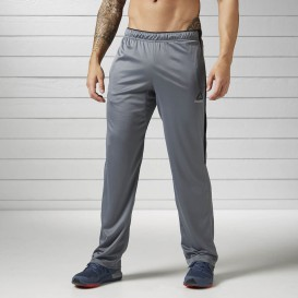 شلوار ورزشی ریبوک Reebok Workout Ready Knit Open Hem Pant