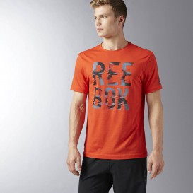 تی شرت ریباک Reebok Distort Crew Neck Tee