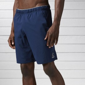 شلوارک مردانه Reebok Workout Ready Woven Graphic Short