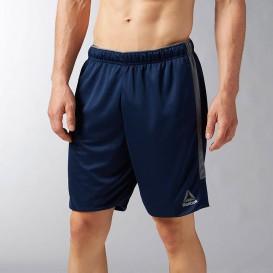 شلوارک ورزشی مردانه Reebok Workout Ready Knit Short