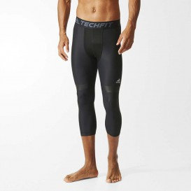 تایت مردانه ادیداس adidas Techfit Chill Three-Quarter Tights