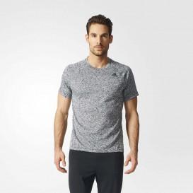 تیشرت اسپرت مردانه adidas D2M Heathered Tee