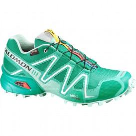 کفش پیاده روی زنانه سالامون اسپیدکراس Salomon Speedcross 3 GTX