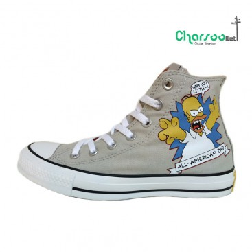 Converse Chuck Taylor Simpsons