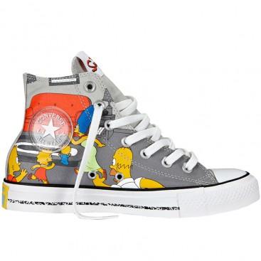 کفش ال استار کانورس Converse The Simpsons Family