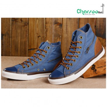 کفش ال استار آبی All Star Vampire Diaries Chuck Taylor