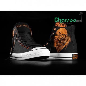 کفش اسنیکر کانورس Converse Black