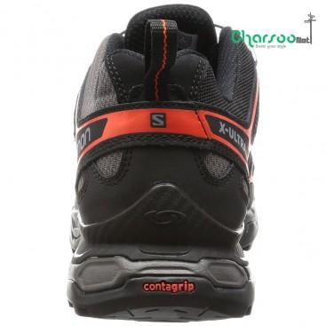 کفش کوهنوردی سالومون مشکی 2016 Salomon X Ultra 2 GTX