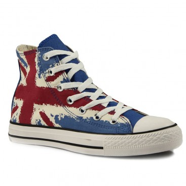 کفش اسنیکر سفارشی طرح انگلستان 2016