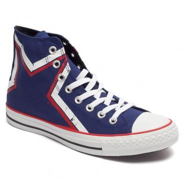 کفش کانورس زنانه مشکی Converse Star White