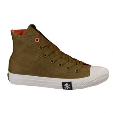 کفش ال استار Converse Suede Star Cedarn