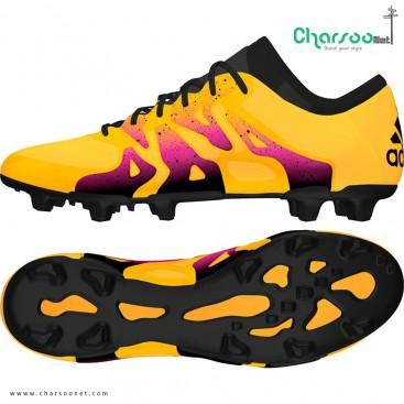کفش فوتبال ادیداس مدل adidas X 15.1 FG/AG