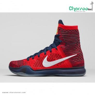 کفش بسکتبال نایکی کوب ایکس Nike Kobe X 10 Elite AMERICAN