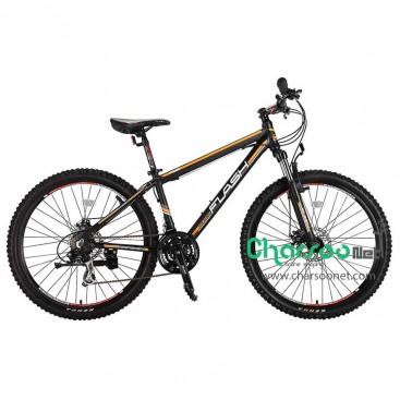 دوچرخه کوهستانی Flash کد BYC-00009 سایز 26 مدل 2015