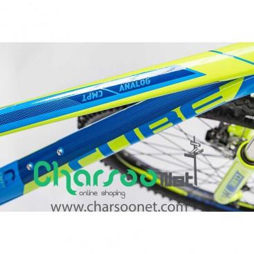 دوچرخه کوهستانی کیوب آنالوگ Cube ANALOG کدBYC-00029 سایز 27/5 مدل 2016