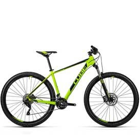 دوچرخه حرفه ای کیوب Cube Attention sl کد BYC-00037 سایز 27/5 مدل 2016