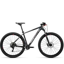 دوچرخه حرفه ای کوهستان Cube REACTION GTC SL2X کدBYC45 سایز 29