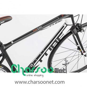 دوچرخه حرفه ای کیوب Cube Attatin GTC race کد BYC-00050 سایز 28 مدل 2016