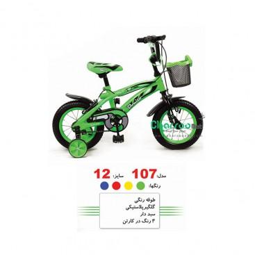 دوچرخه bonito بونیتو کد BYC-00079 سایز 12 مدل 2015