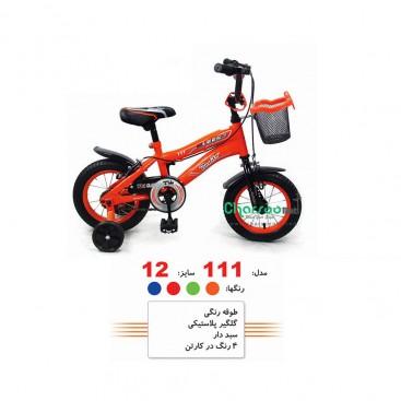 دوچرخه بچگانه bonito بونیتو کد BYC-00081 سایز 12 مدل 2015