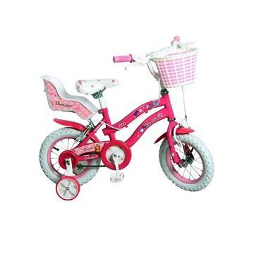 دوچرخه بچگانه دخترانه فانتزی bonito بونیتو کد BYC-00083 سایز 12 مدل 2015