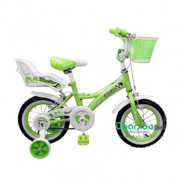 دوچرخه بچگانه دخترانه فانتزی bonito بونیتو کد BYC-00085 سایز 12 مدل 2015