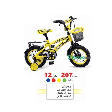 دوچرخه بچگانه bonito بونیتو کد BYC-00093 سایز 12 مدل 2015