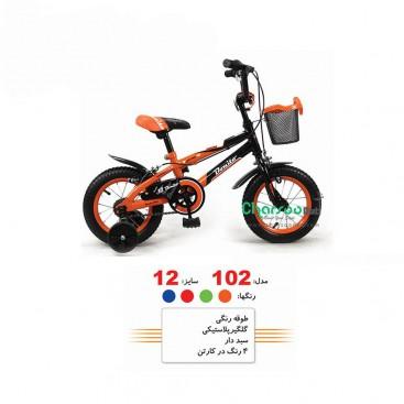 دوچرخه بچگانه bonito بونیتو کد BYC-00100 سایز 12 مدل 2015