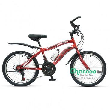 دوچرخه پسرانه کوهستان دنده پرشی Bonito بونیتو کد BYC-00119 سایز 20 مدل 2016