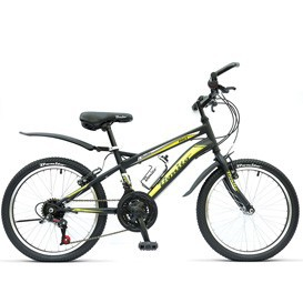 دوچرخه پسرانه کوهستان دنده پرشی بونیتو Bonito کد BYC-00120 سایز 20 مدل 2016