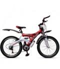 دوچرخه دو کمک موتوری آپاچی Intense اینتنس کد BYC-00127 سایز 24 مدل 2016