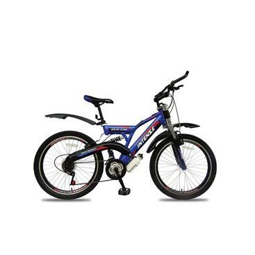 دوچرخه دو کمک موتوری آپاچی اینتنس Intense کد BYC-00128 سایز 24 مدل 2016