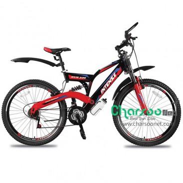 دوچرخه آپاچی دو کمک موتوری اینتنس Intense کد BYC-00135 سایز 26 مدل 2016