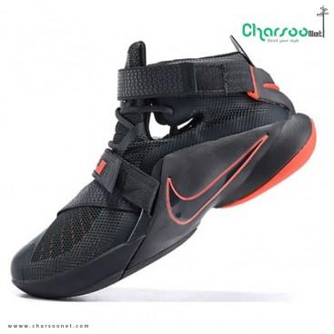 کتانی بسکتبال نایک زوم لبرون Nike Zoom Lebron Soldier 9 2016