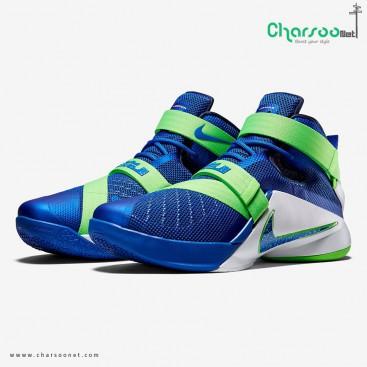 کفش بسکتبال نایک زوم لبرون Nike Zoom Lebron Soldier 9 2016