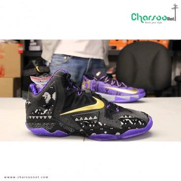 کفش بسکتبالی Nike Lebron 11 History Month