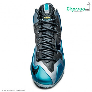 کتانی بسکتبال نایک اصل Nike Lebron 11 XI Gamma